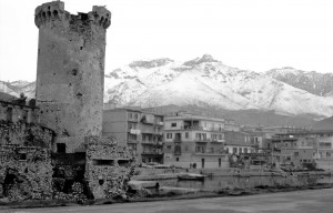 torre neve Formia 1973 RED