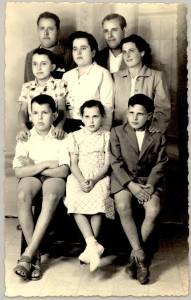 Famiglie Piccolino 1956