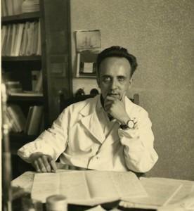 Moruzzi 1949 In studio