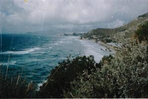 Sperlonga Spiaggia RED